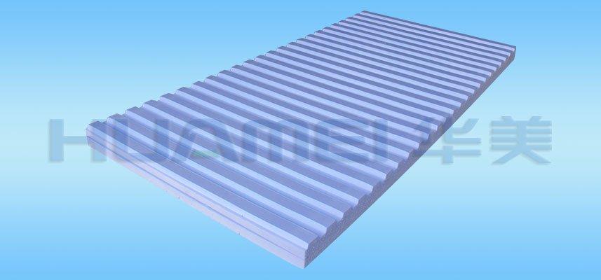 梯形槽式挤塑板